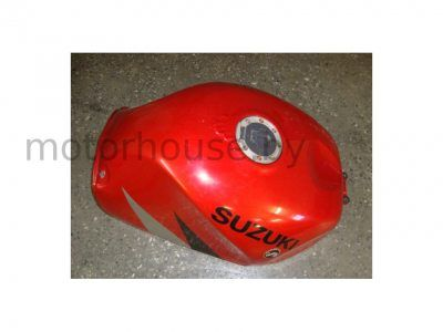 Бак в хорошем состоянии для мотоцикла Suzuki GSXR 750 SRAD