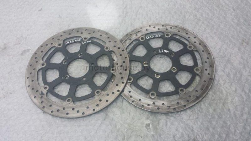 Тормозные диски Suzuki GSXR 600 1997-2000