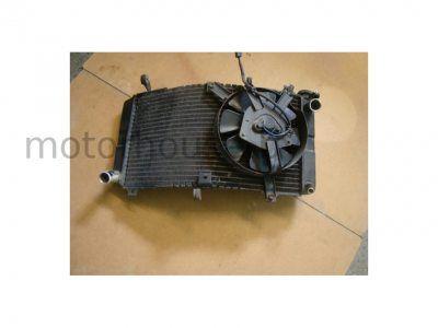 Радиатор и вентилятор Suzuki GSXR 600-750 SRAD