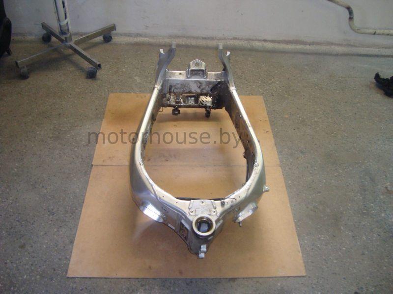 Рама с документами Suzuki GSXR600 SRAD