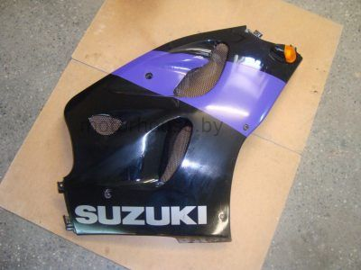 Боковой правый пластик Suzuki GSXR600 SRAD