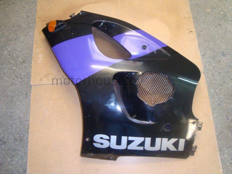 Боковой левый пластик Suzuki GSXR600 SRAD