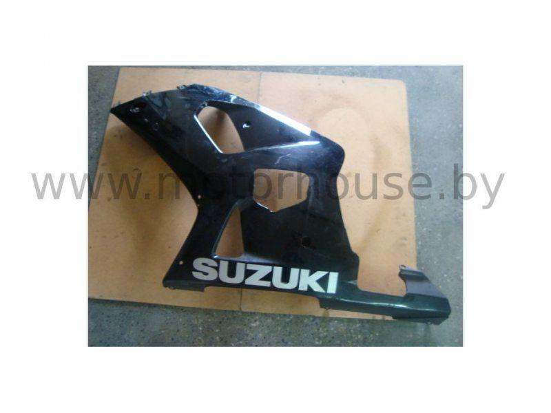 Пластик боковой левый Suzuki GSXR750 2001-2002
