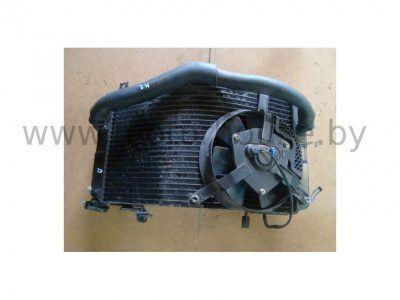 Радиатор Suzuki GSXR750 2001-2002
