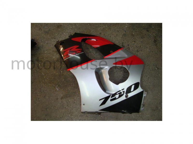 Левый боковой пластик Suzuki GSXR750 SRAD