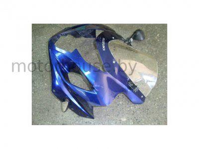 Пластик морда и ветровик Suzuki GSXR 600 2004