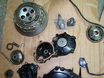 Запчасти крышки для Suzuki GSXR600 SRAD