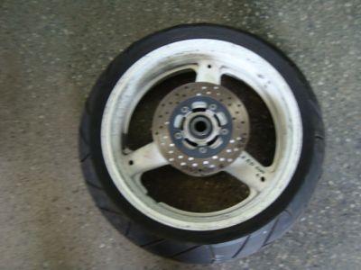 Колеса и тормозные диски для Suzuki GSXR600 SRAD