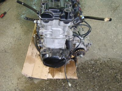 Двигатель для Suzuki GSXR600 SRAD