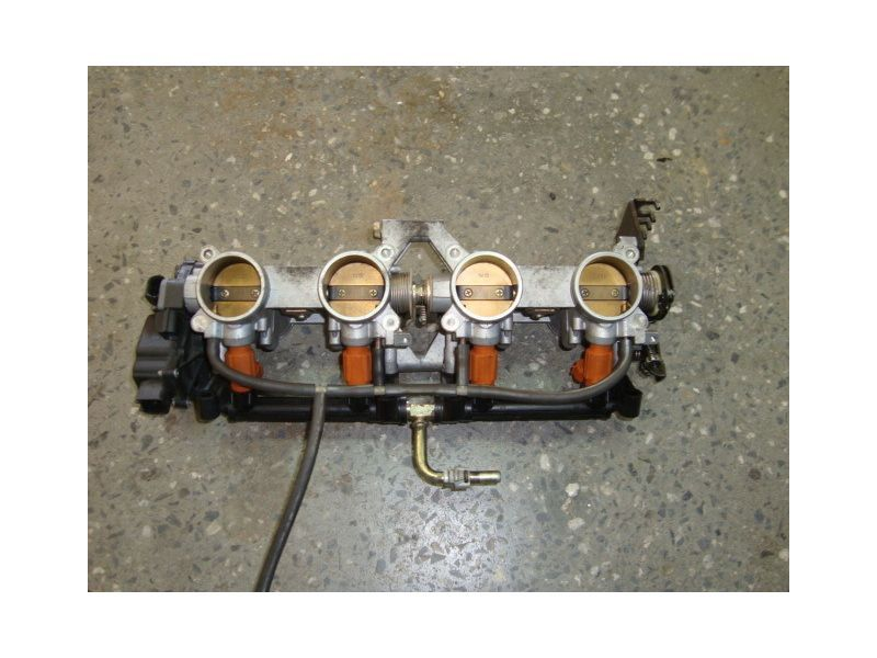 Карбюраторы для Suzuki GSXR 600 2004
