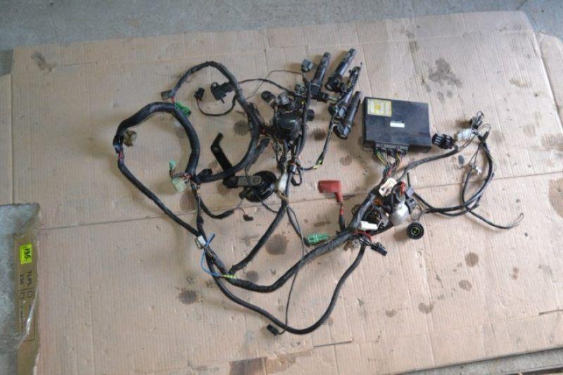 Провода мозги Suzuki GSXR 750 SRAD