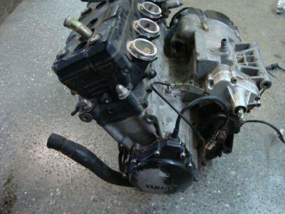 Двигатель для мотоцикла Yamaha YZF R1 00-01