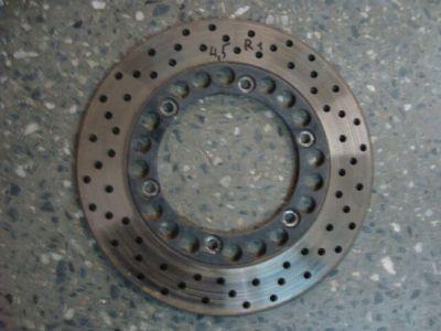 Задний тормозной диск для мотоцикла Yamaha YZF R1 00-01