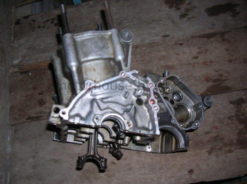 Двигатель цилиндры блок шатуны Yamaha YZF R1