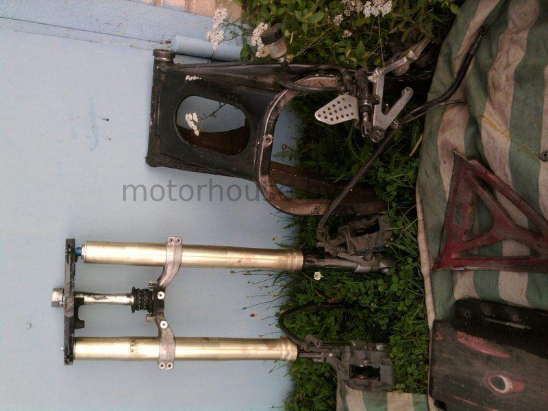 Вилка задний маятник плуг Yamaha YZF R1