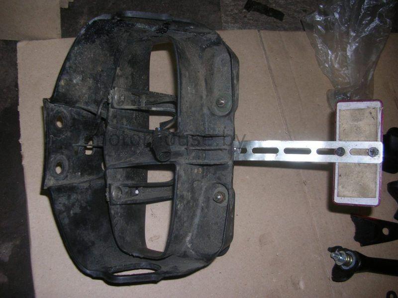 Задний пластик Yamaha YZF R6