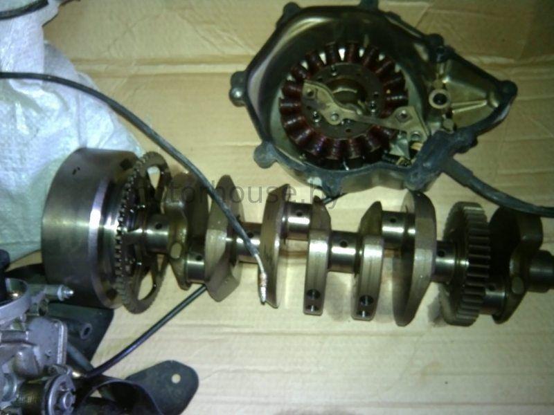 Коленвал Yamaha YZF R6
