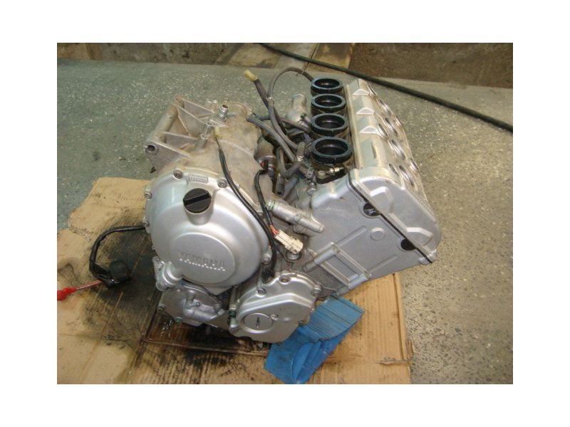 Двигатель для Yamaha YZF R6