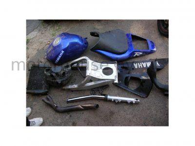 Запчасти Yamaha YZF R6