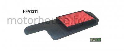 Воздушный фильтр HFA1211 Honda FES 250 Foresight 98-00, Honda NSS 250 Jazz 01-04, Piaggio X9 250 00-02