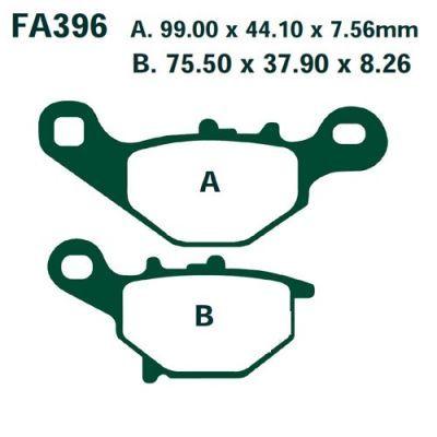 Тормозные колодки EBC SFA396 для мотоциклов Suzuki