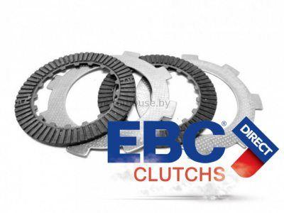 Комплект дисков сцепления Арт. 6540147 EBC CK1218 Honda, Suzuki