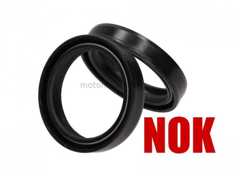 Cальники NOK 46x58,1x9,5-11,5 Арт. 5201017 Honda, Kawasaki, Suzuki, Yamaha.