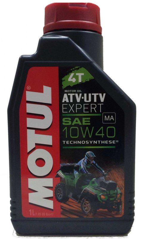 MOTUL ATV UTV EXPERT 10W40 4T 1L