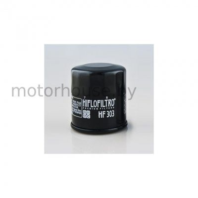 Масляный фильтр HF204RC Honda, Kawasaki, Suzuki, Yamaha.