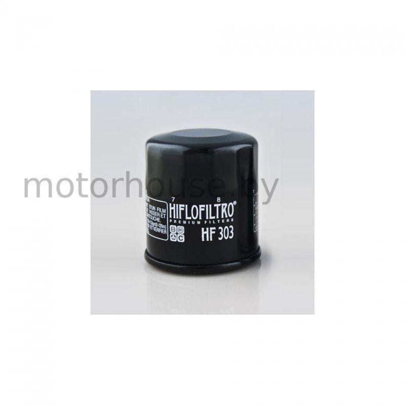Масляный фильтр HF303RC Honda, Kawasaki, Polaris, Yamaha.