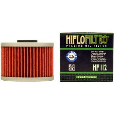Масляный фильтр HF112 Honda, Kawasaki, Suzuki