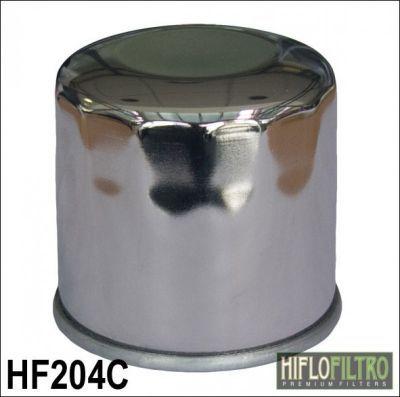 Масляный фильтр HF204C Honda, Suzuki, Triumph, Yamaha