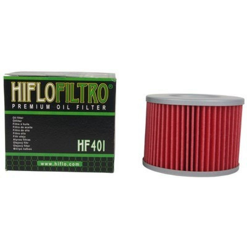 Масляный фильтр HF401 Honda, Kawasaki, Triumph, Yamaha