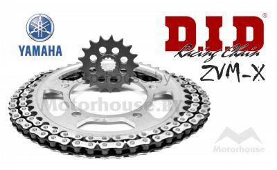 Комплект цепь и звёзды Yamaha TDM 900 02-12 ZVMX