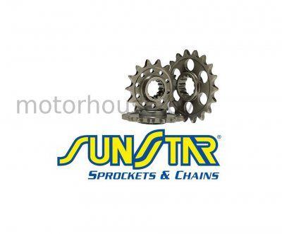 Передняя приводная звезда SUNF 404-16 Kawasaki, Suzuki, Triumph, Yamaha